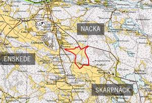 Häradskartan 1909